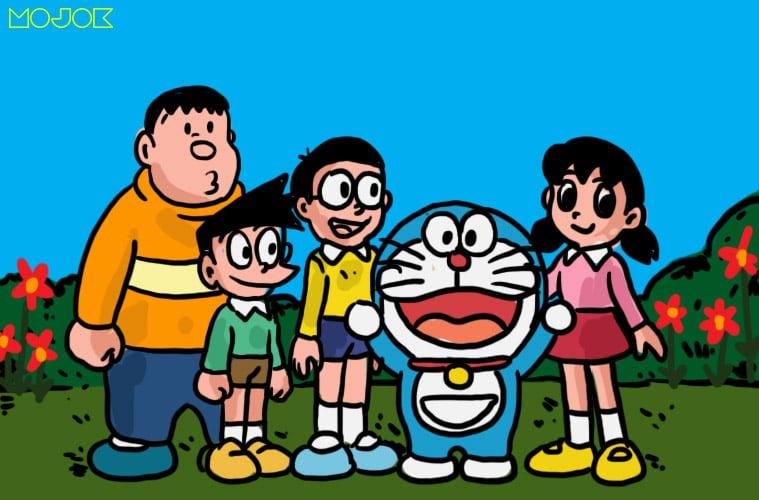 Yang Bisa Dilakukan Doraemon usai Nobita Nikah di 'Stand by Me Doraemon 2'