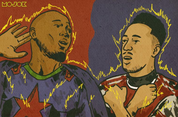 Lukaku 'Mencium' Inter, Aubameyang 'Mencari' Arsenal: Catatan Rekor 300 dan 303 Gol MOJOK.CO
