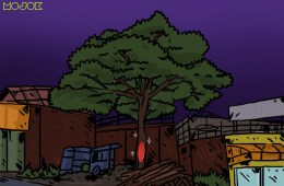 Portal Alam Gaib di Pohon Kelengkeng Belakang Rumah. Minta Tumbal Kalau Kamu Penasaran MOJOK.CO