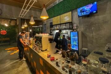Seni mengelola kedai kopi kancane