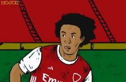 Bunuh Diri ala Arsenal, Bertahan Hidup Seperti Willian MOJOK.CO