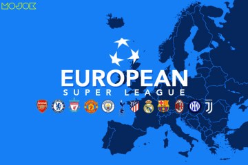 European Super League: Persekutuan Jahat para Pencuri Sepak Bola MOJOK.CO