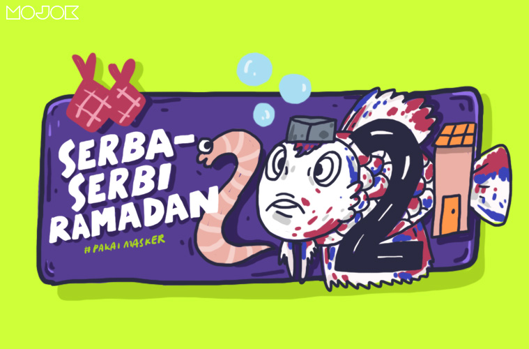 ilustrasi Info Terkini Serba-serbi Ramadhan 2021 yang Dirangkum Seringan Bulu mojok.co