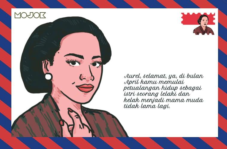 Surat Terbuka Kartini untuk Aurel Hermansyah mojok.co