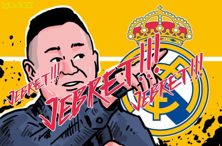 Valentino Simanjuntak vs Real Madrid di Liga Champions- Cukup Beradaptasi untuk Juara, Tak Perlu UU ITE Itu MOJOK.CO