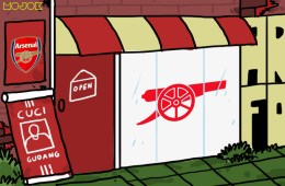 Arsenal dan Transfer Terbaik di Musim Panas Nanti MOJOK.CO