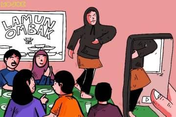 Video TikTok Mbak-mbak Joget Anti-Malu Demi FYP dan Benteng Moral 'KPI' versi Netizen