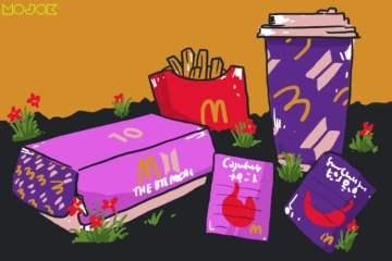 BTS Meal Bikin Bahagia ARMY, Bikin Lemes Driver Ojol. Sistem Pemesanan McD Ini Gimana sih?