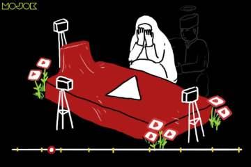 ilustrasi Ria Ricis Dikritik karena Jadikan Kematian Ayah sebagai Konten dengan Adsense mojok.co