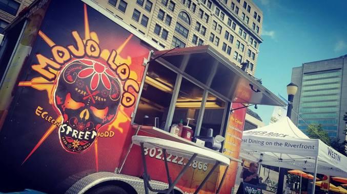 Mojo Loco Wilmngton DE Food Truck
