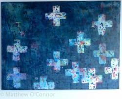 101 cm x 76cm Acrylic on canvas