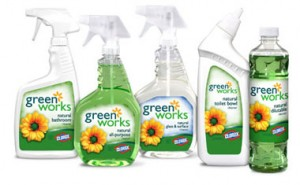cloroxproducts1 300x185 FREE Clorox Greenworks Product Sample