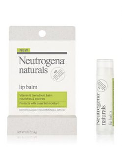 Neutrogena Naturals Lip Balm 249x300 Neutrogena Gift Card Deal at Target   Many Options!