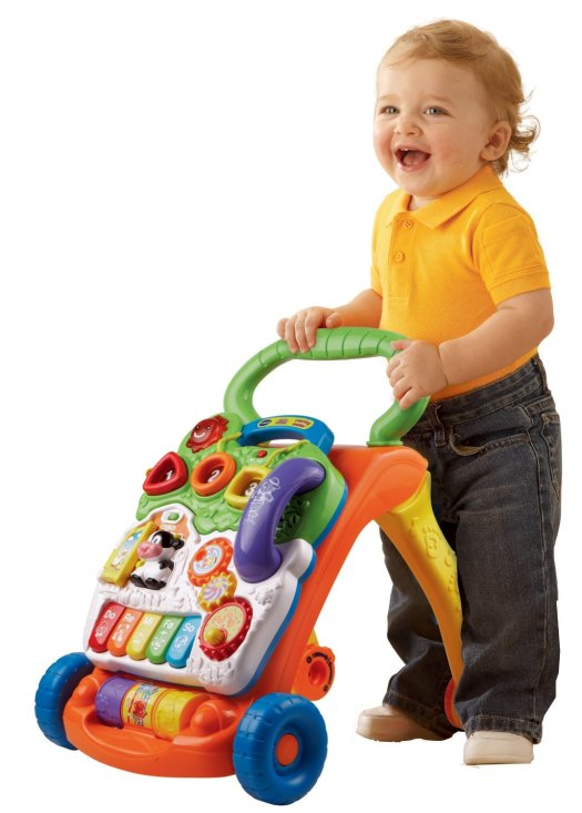 VTech Sit-to-Stand Learning Walker - Mojosavings.com
