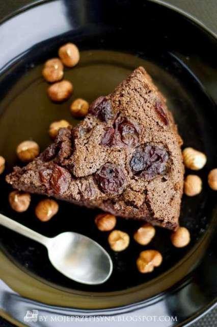 Ciasto Nutella dla dorosłych