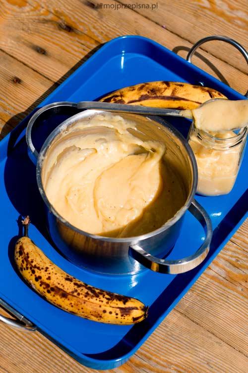 Curd bananowo-cytrynowy