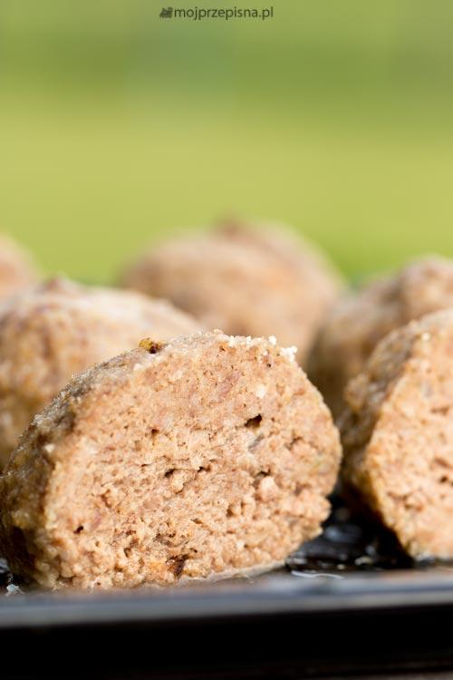 Kotlety mielone wołowo-wieprzowe z piekarnika