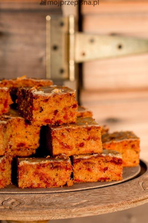 Bezglutenowe ciasto warzywne FIT