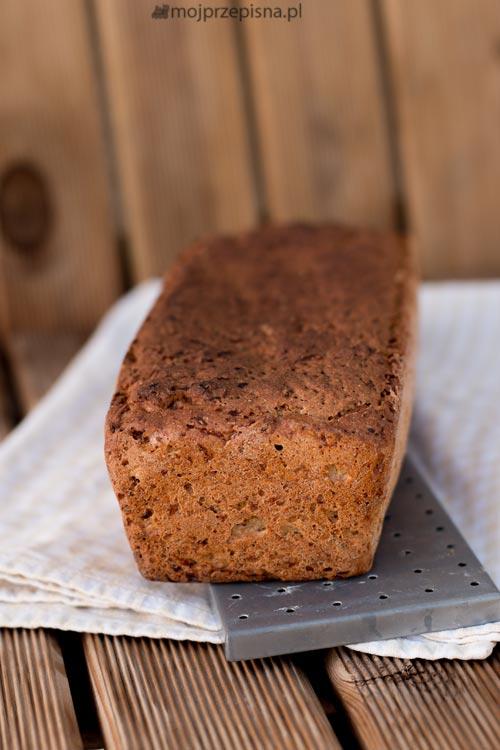 Prosty chleb z kaszą gryczaną