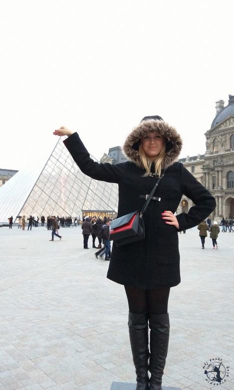 Mój Punkt Widzenia Blog - Luwr w Paryżu, Francja