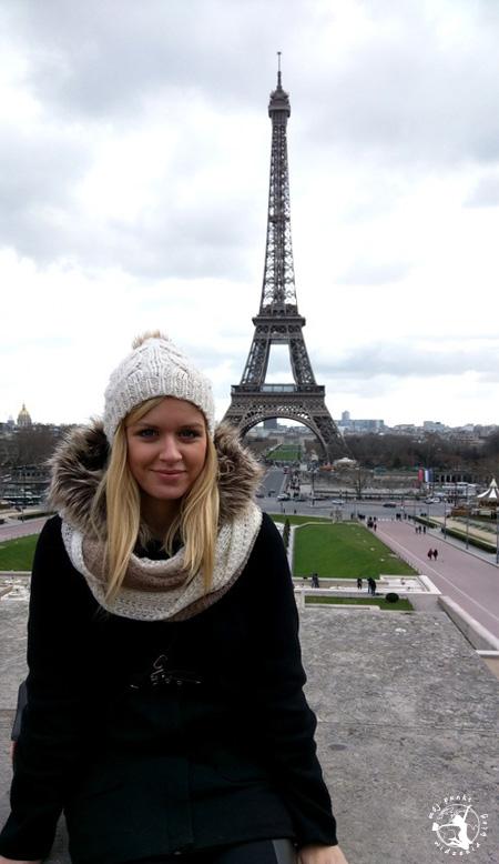 Mój Punkt Widzenia Blog - Wieża Eiffla w Paryżu, Francja