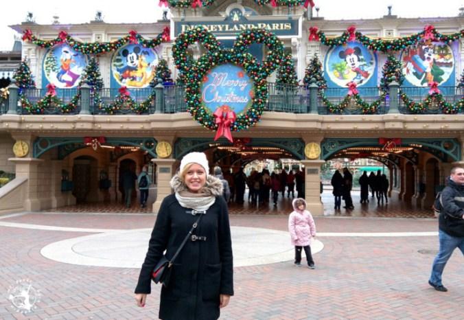 Mój Punkt Widzenia Blog - Świąteczny Disneyland w Paryżu, Francja
