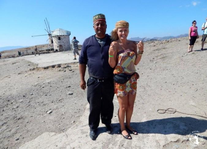 Mój Punkt Widzenia Blog - z właścicielem wielbłąda. przejażdżka na wielbłądzie