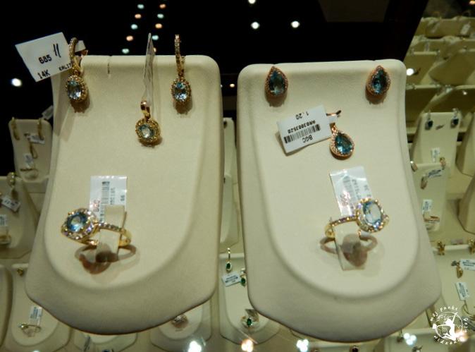 Mój Punkt Widzenia Blog - kolczyki i pierścionki w Bodrum Gold Center