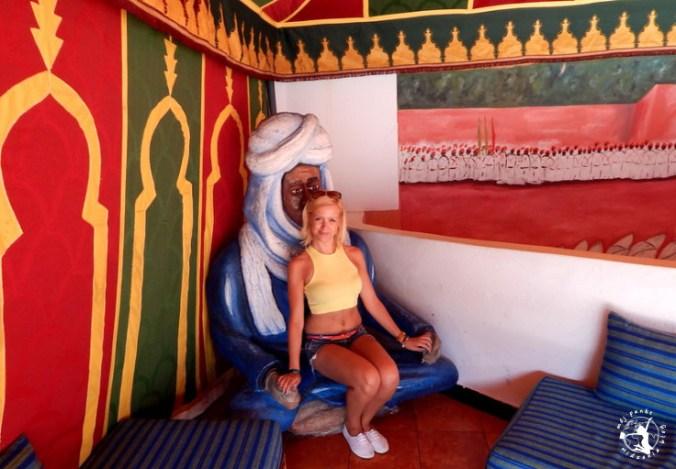 Mój Punkt Widzenia Blog - hotel Agador w Agadirze, Maroko
