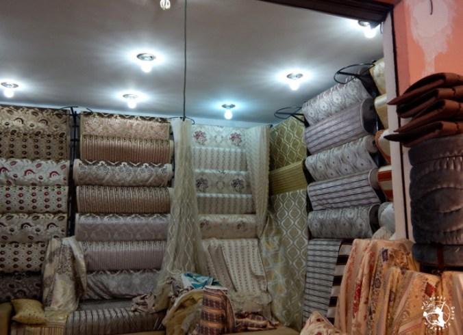 Mój Punkt Widzenia Blog - tapety i materiały ręcznie zdobione, Maroko