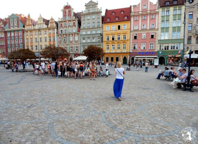 Mój Punkt Widzenia Blog - rynek we Wrocławiu