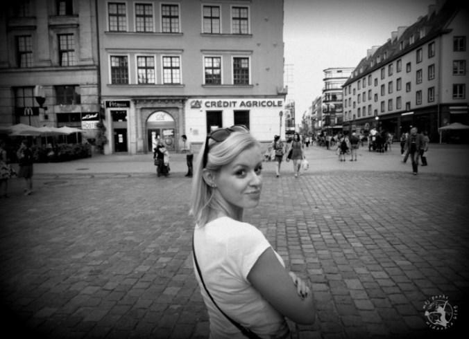 Mój Punkt Widzenia Blog - spacer po pięknym rynku we Wrocławiu