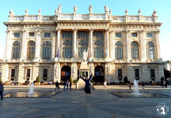 Mój Punkt Widzenia Blog - co trzeba zobaczyć w Turynie, atrakcje i skok we Włoszech