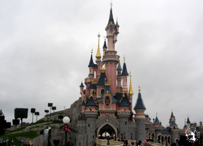 Mój Punkt Widzenia Blog - Zamek, Disneyland w Paryżu