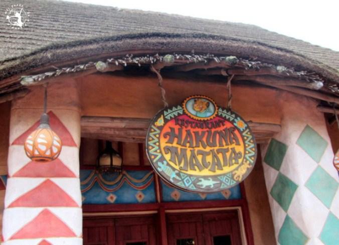 Mój Punkt Widzenia Blog - Hakuna Matata w Frontierland, Disneyland
