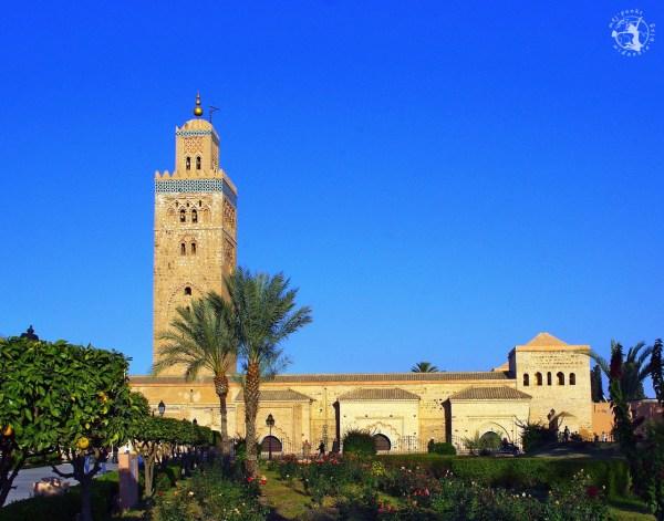 Ciekawostki - Minaret w Maroku