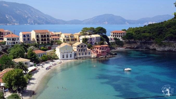 Grecka wyspa Samos