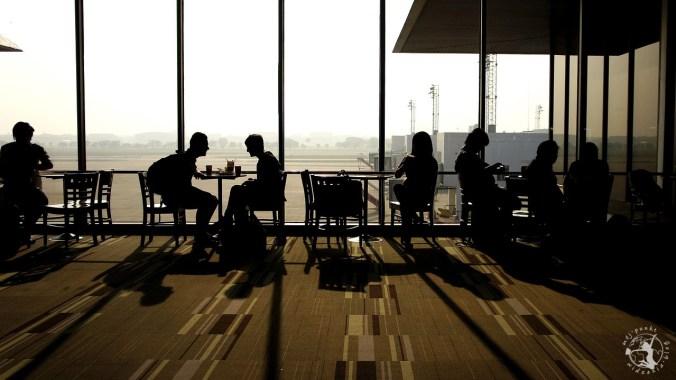 Mój Punkt Widzenia Blog - poczekalnia, port lotniczy