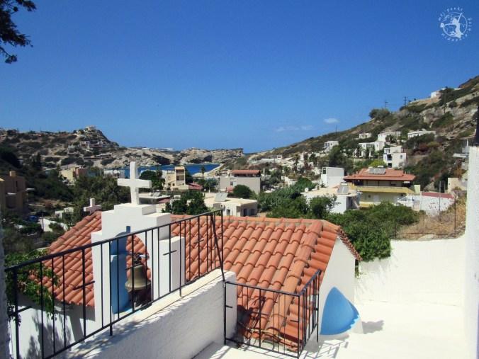Mój Punkt Widzenia Blog - Pogoda na Krecie - słońce i wysoka temperatura na greckiej wyspie w sierpniu