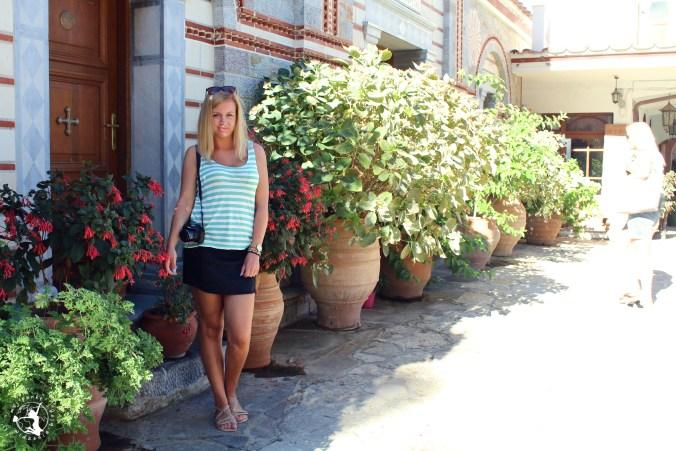 Mój Punkt Widzenia Blog - Klasztor św. Jerzego na trasie Heraklion-Agios Nikolaos