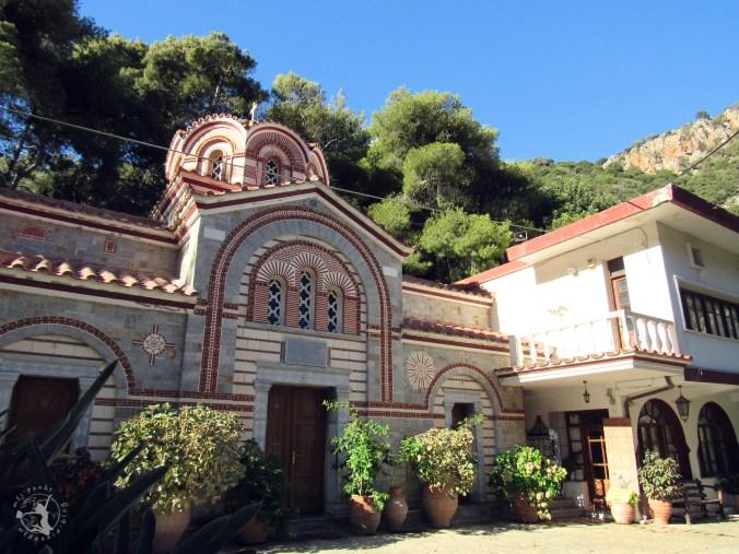 Mój Punkt Widzenia Blog - Kościół w drodze z miejscowości Heraklion do Agios Nikolaos
