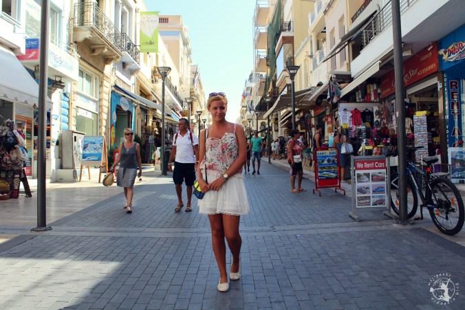 Mój Punkt Widzenia Blog - Heraklion - miejscowość na wyspie Kreta