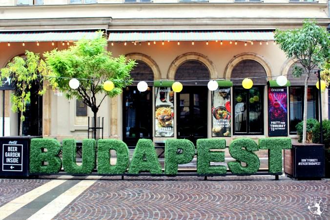 Mój punkt widzenia blog - informacje o Budapeszcie