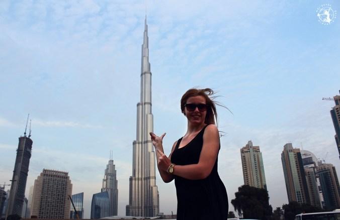 Mój Punkt Widzenia Blog – wakacje w Dubaju, Burj Khalifa
