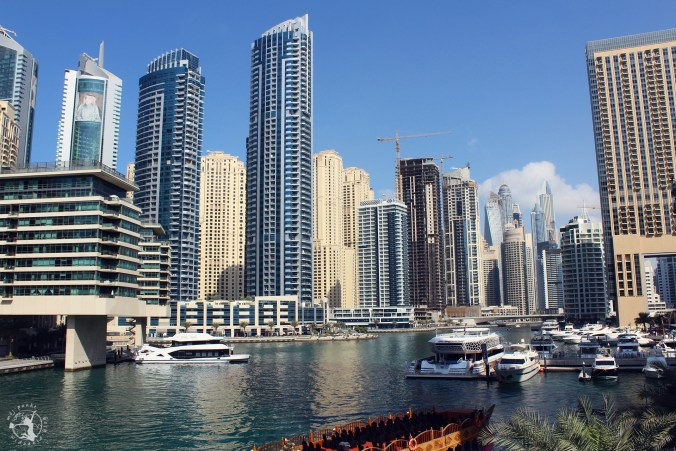 Mój Punkt Widzenia Blog – wakacje w Dubaju, Marina