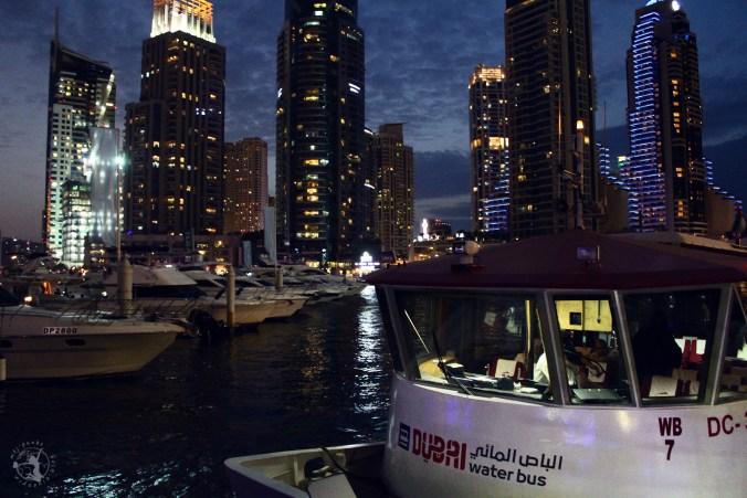 Mój Punkt Widzenia Blog – waluta w Dubaju, taksówka wodna