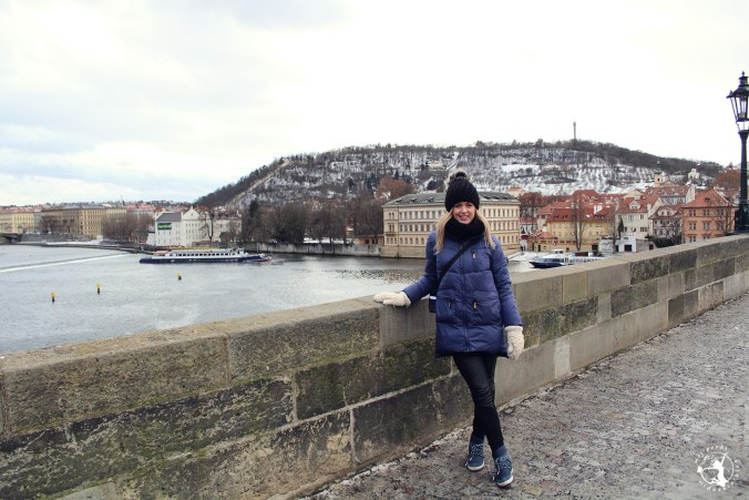 Mój Punkt Widzenia - Most Karola, spacer po Pradze