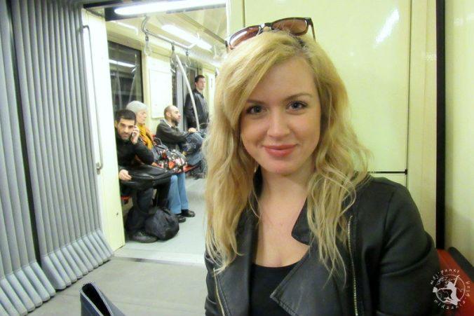 Mój Punkt Widzenia Blog - metro w Budapeszcie