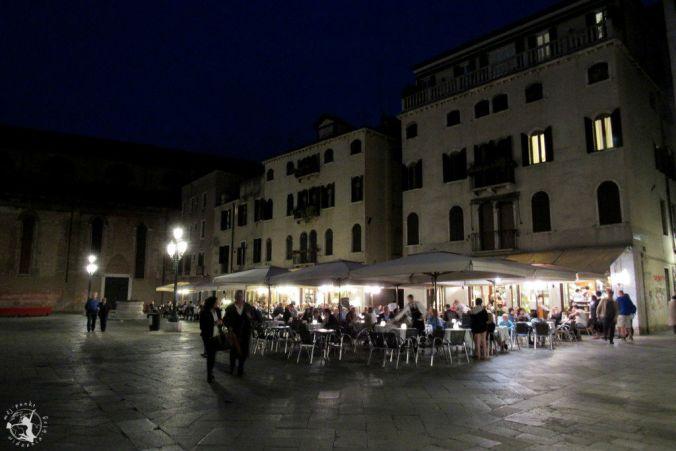 Mój Punkt Widzenia Blog - wieczory w Wenecji
