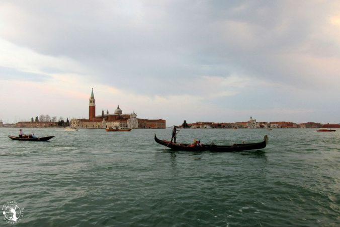 Mój Punkt Widzenia Blog - gondola w Wenecji